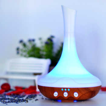 CHOLIDO Aroma Air humidifier aromatherapy essential oil diffuser Colorful LED Light Changing Ultrasonic electric Mist Maker - DISCOUNT ITEM  42% OFF All Category