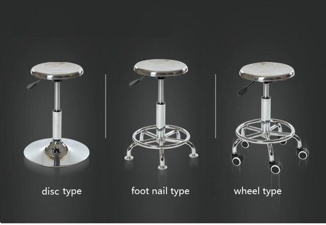 Metal taburete de peluquero al por menor línea de producción de la ...