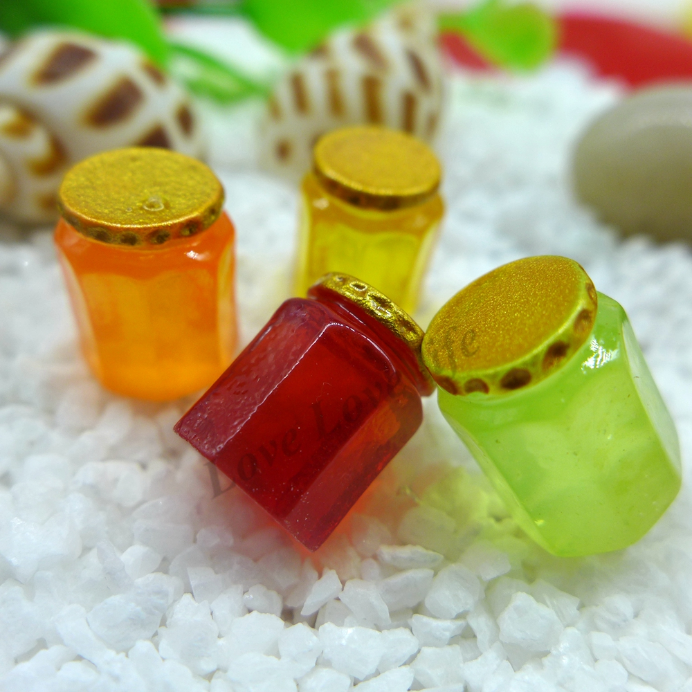 13*10mm Free Shipping!Most Hot Selling Resin Honey Pomelo tea flatback resin cabochon for phone deco  diy   Embellishment