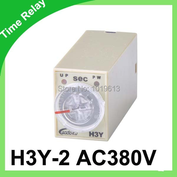 ac 380v 0 10 minute timer power on delay time relay 8 pin with100