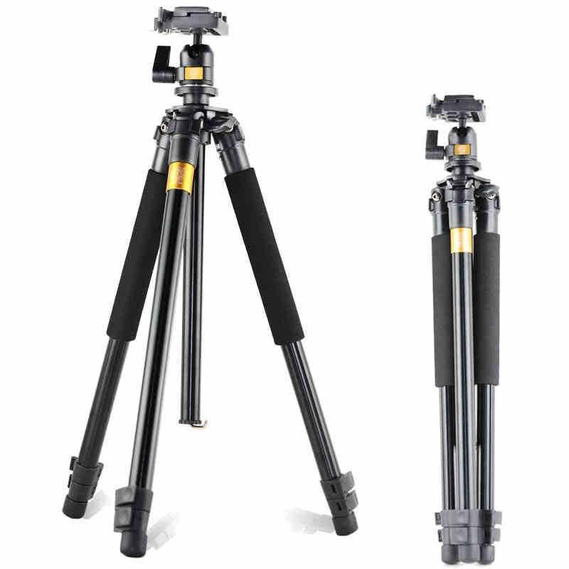 Q308 Professional Aluminum Magnesium DV tripod For DSLR Camera