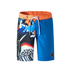 2019 Fashion Men's Drawstring Shorts Swim Trunks Quick Dry Beach Surfing Running Swimming Watershort Boardshort Hurley Phantom 5(China)