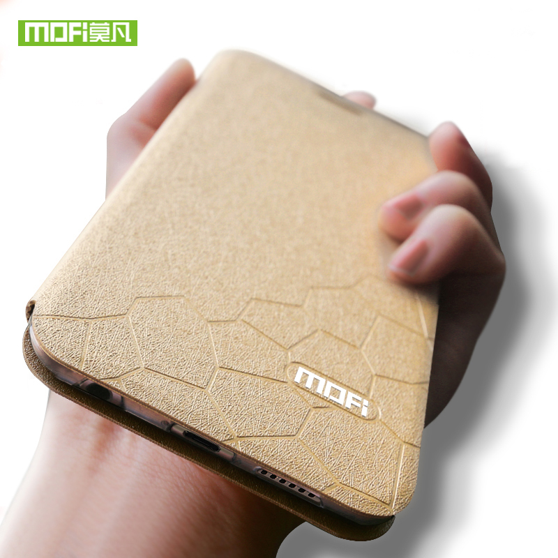 Meizu M5 Case 5.2 inch silicone cover luxury flip leather original MOFI Meizu M5 note Case 360 shockproof transparent TPU fundas