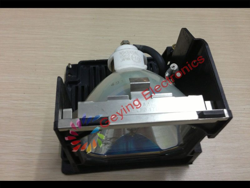 US $113 0  ORIGINAL Projector Lamp POA LMP98 NSH 300 for PLV 80 PLV 80L  Christie LW300 Eiki LC W3-in Projector Bulbs from Consumer Electronics on