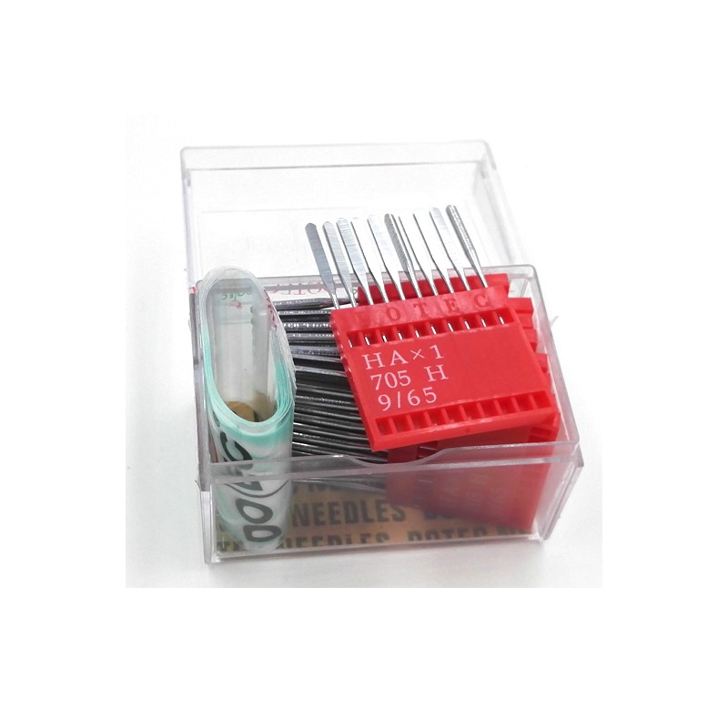 /tama/ño # 65//9 100 agujas para m/áquina de coser de 15 x 1 HAX1/