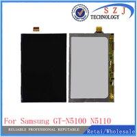 New 8'' inch For Samsung Galaxy Note 8 GT N5100 GT N5110 N5100 N5110 LCD Display screen free Shipping