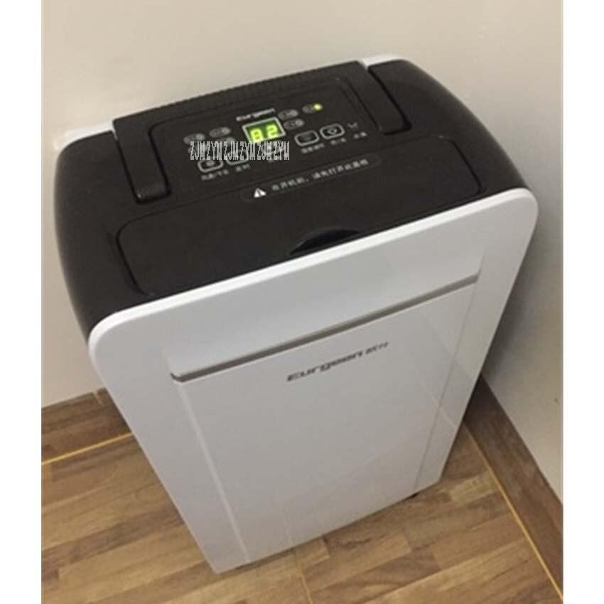 210W OJ-161E electric dehumidifier, 2L water tank, automatic defrosting, negative air purifi absorption dehumidifier 220V/50HZ цена и фото