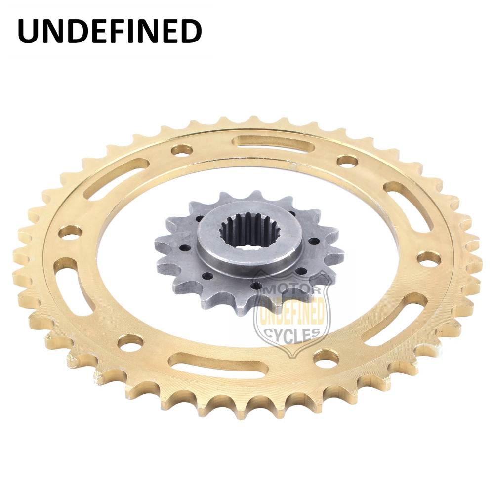 Motorbike Parts Motorcycle Rear Wheel Sprocket Chain For BMW F650GS 2007 2012 F700GS 2011 2017 F800GS 2007 2017 UNDEFINED