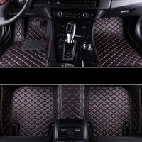 Car Believe car floor mat For skoda fabia 1 karoq kodiaq accessories fabia 3 superb 2 octavia a5 yeti carpet rugs floor liners