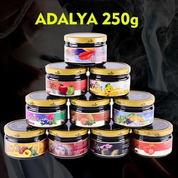 Turkey Tobacco Hookah Flavors Shisha Big Metal Glass Chicha Cigarette Tool Vapor Accessories Shisha Hose Holder 250g