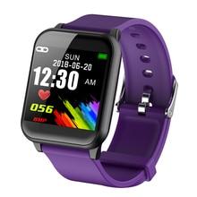 2019 Smart Watch Men Z02 Heart Rate Watch Blood Pressure Monitor Weather Forecast Stopwatch Pedometer Alarm Clock Smartwatch