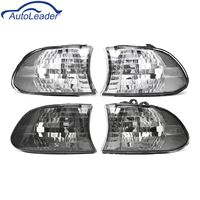 1Pair Car Corner Light Left Right Side Light Lamps For BMW 7 Series E38 1999 2000