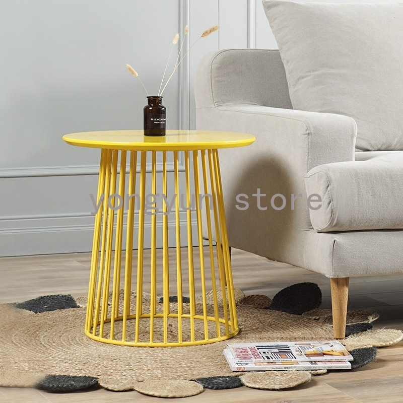 Modern Minimalism Europe Storage Side Table Multifunction