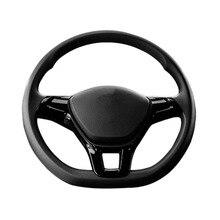 Новый Автомобильный руль пайетки высокого класса интерьерное украшение Специальная модификация для гольфа 7 для Lavida для Volkswagen для поло