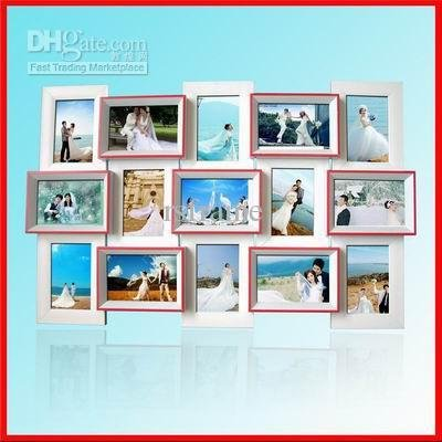 Wholesale online fashion wedding collage frames for photos ...
