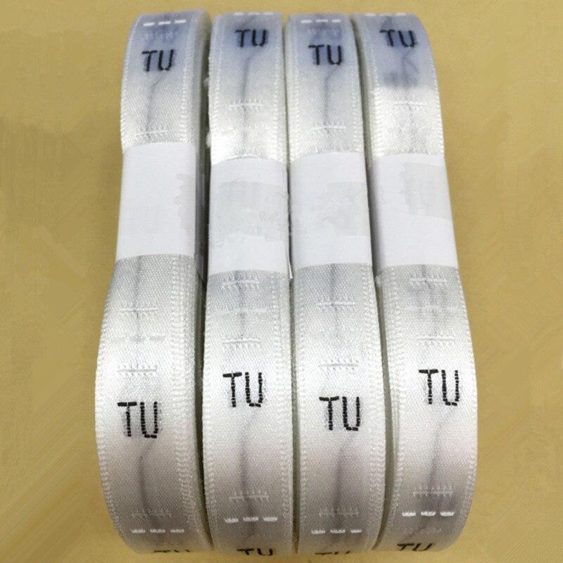 d450d3f6f3ab 1 lote, 500 pcs apenas para 1 tamanho branco France etiquetas de tamanho TU P  M G GG F brasil camisola etiquetas observar o tamanho de ordem em Etiquetas  ...
