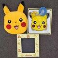 Pikachus Pokemon Pokeball Divertido Banco de la Energía 12000 mAh Powerbank Batería mobiele Hoge Kwaliteit Uitdaging Energía Adicional + LED Licht