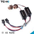 TC-X 2 unids/lote 7443 LED Canbus Error de Carga Libre Resistor Decoder LED Advertencia Cancelador para LED Back Up Inversa Bombilla