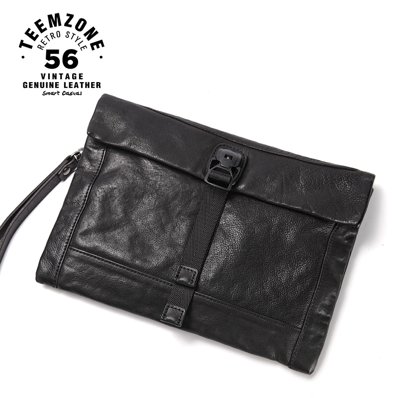 2018 Famous Brand Men Wallet Luxury Long Clutch Handy Bag Male Leather Purse Men's Clutch Envelope Bags Genuine Leather J50 brand design men luxury individuality vintage long wallet skull style genuine cow leather purse men s clutch handy phone bags