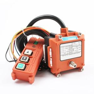 Image 3 - Draadloze Industriële Afstandsbediening Elektrische Takel Afstandsbediening Kronkelende Motor Zandstraal Schakelaars Gebruikt F21 2S Radio Schakelaar