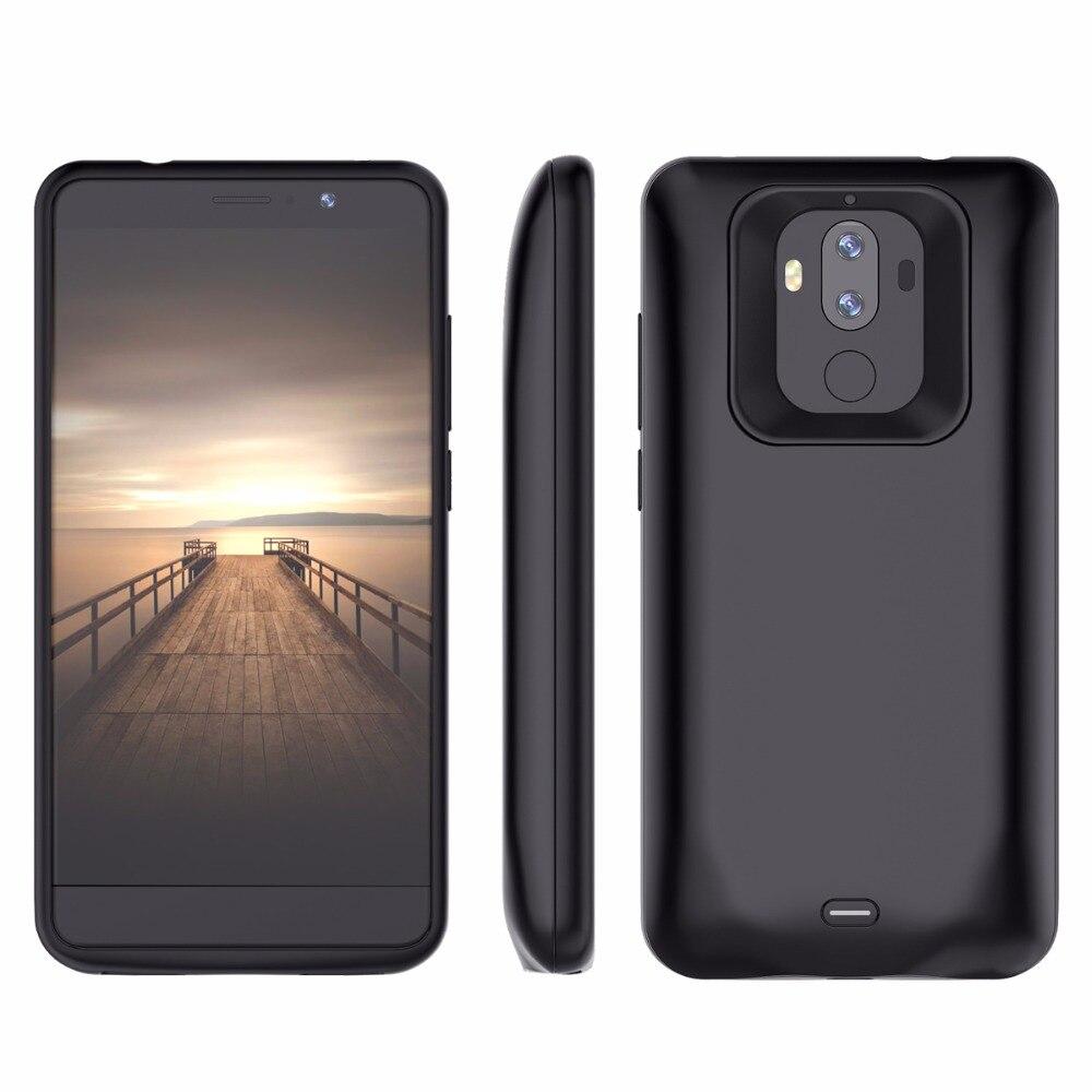 bilder für 5000 mAh Für Huawei Taube 9 Batterie Fall Wiederaufladbare Energienbank Externer Ladegerät-fall Abdeckung