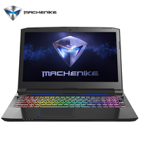 Machenike T58Tix Core I7 7700HQ GTX1050 Tix SSD 256GB RAM 8GB DDR4 Gaming Laptop 15 6