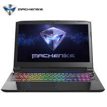 Machenike T58-Tix 15.6-Inch FHD Gaming Laptop Intel Core i7-7700HQ GTX1050Ti 4G Video RAM 8G RAM 256G SSD RGB Backlight Keyboard