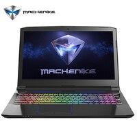 Machenike T58Tix Core I7 7700HQ GTX1050 Tix SSD 256GB RAM 8GB DDR4 Gaming Laptop 15 6