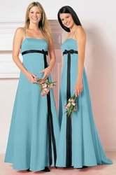 Бесплатная доставка, шикарное шифоновое платье подружки невесты с бретельками