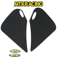 MTKRACING Tank Pad Protector Sticker Decal Gas Motorcycle For YAMAHA YZF R3 R25 YZF R3 YZF R25 Knee Grip Traction Pad Side 3M
