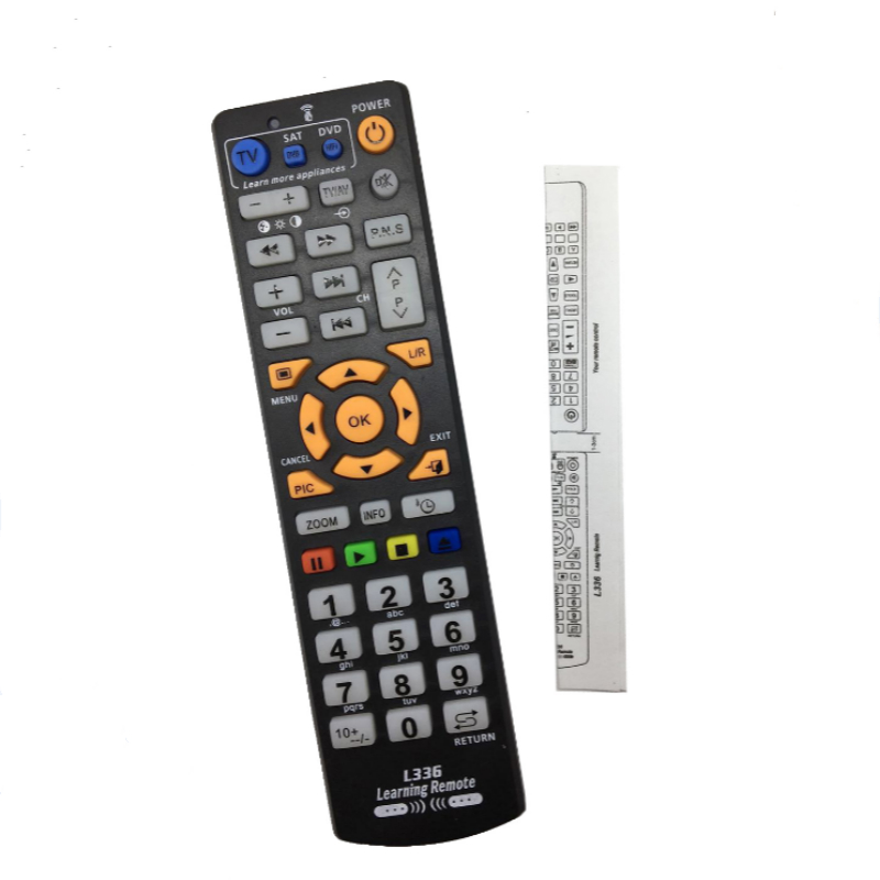 Remote-Control Universal Tv Learning-Function Smart-Tv L336 Wireless With For DVD SAT