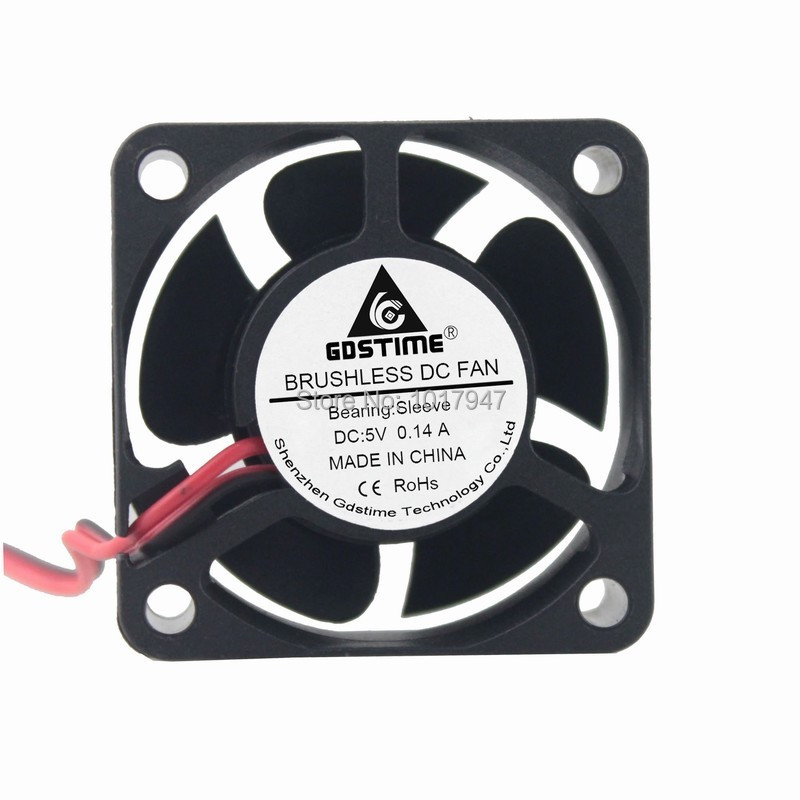 1PCS 2pin Brushless Cooling Fan DC 24V DC Fans 40 x 40 x 20mm 4020s FOR chassis