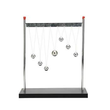 The resonant demonstrator of the pendulum Forced vibration and resonance pendulum metal base free shipping