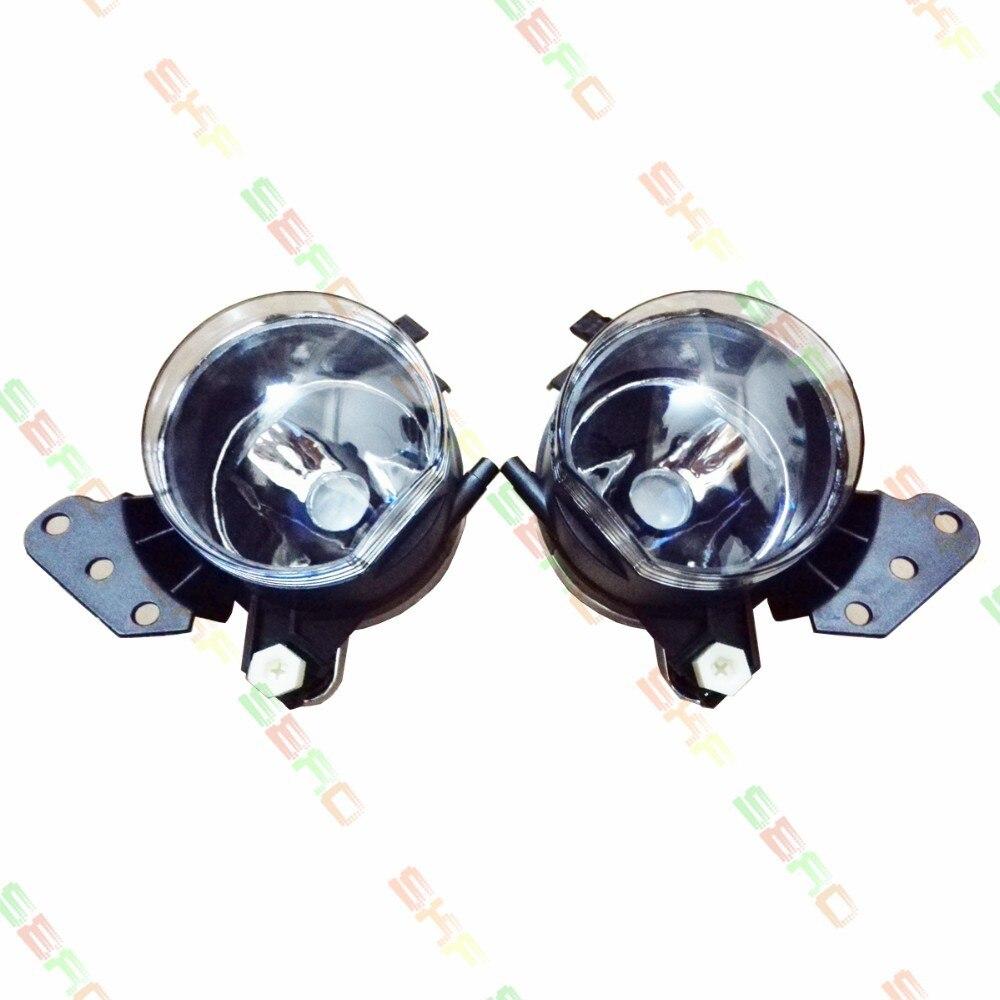 Car styling fog lights  For BMW X3 E83  2004/05/06/07/08/09/10   12 V   1 SET FOG LAMPS car styling fog lamps for bmw e91 touring 2005 2007 1 set