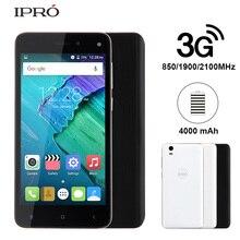 Ipro Kylin 5.0 оригинальный смартфон Android 6.0 5.0 дюймов Сенсорный экран 8 ГБ Встроенная память Сотовая связь dual sim gsm wcdma мобильного телефон