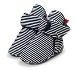 Лидер продаж-унисекс для детей дома прогулочные ботинки; детские комбинезоны для новорожденных классические тапочки зимние супер теплые т...