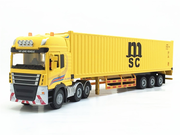 1:50 JingBang тент платформа транспортный контейнер с MSC