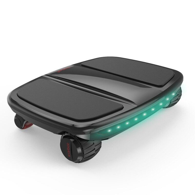 2016 новые 4 Колеса Портативный электроскутер ноутбук автомобиль электрический скейтборд покер flatboard ноутбук скутер