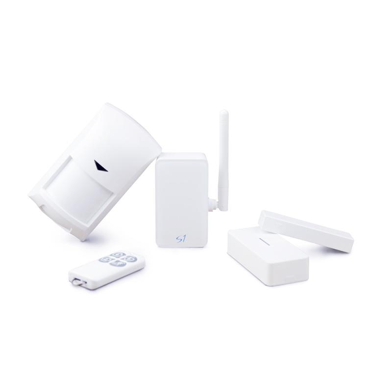 Новое поступление Broadlink S1 отдельно Сенсор SmartONE умный дом Комплект PIR Сенсор Contorls в Сенсор s подключен по IOS и Android