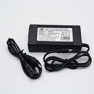 Image 2 - KingWei Gratis Verzending AC 100 V 240 V Converter Adapter DC 21 V 3A Voeding voor Lithium Batterij polymeer batterij oplader