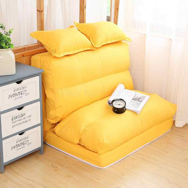 日本畳怠惰なソファベッドと折りたたみ多機能ネット赤小さな Huxing ソファベッド