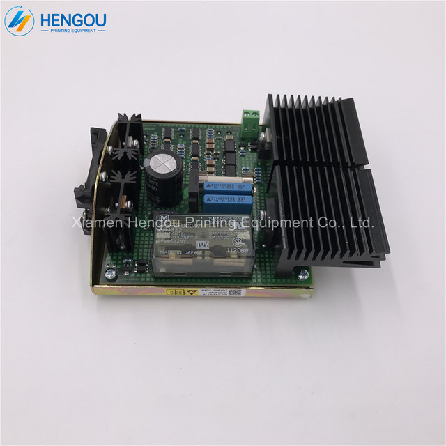 US $490 0 |1 Piece Free Shipping Hengoucn SM74 SM102 CD102 Printing Machine  Circuit Board BAM M4 144 9116, 00 781 3352-in Tool Parts from Tools on