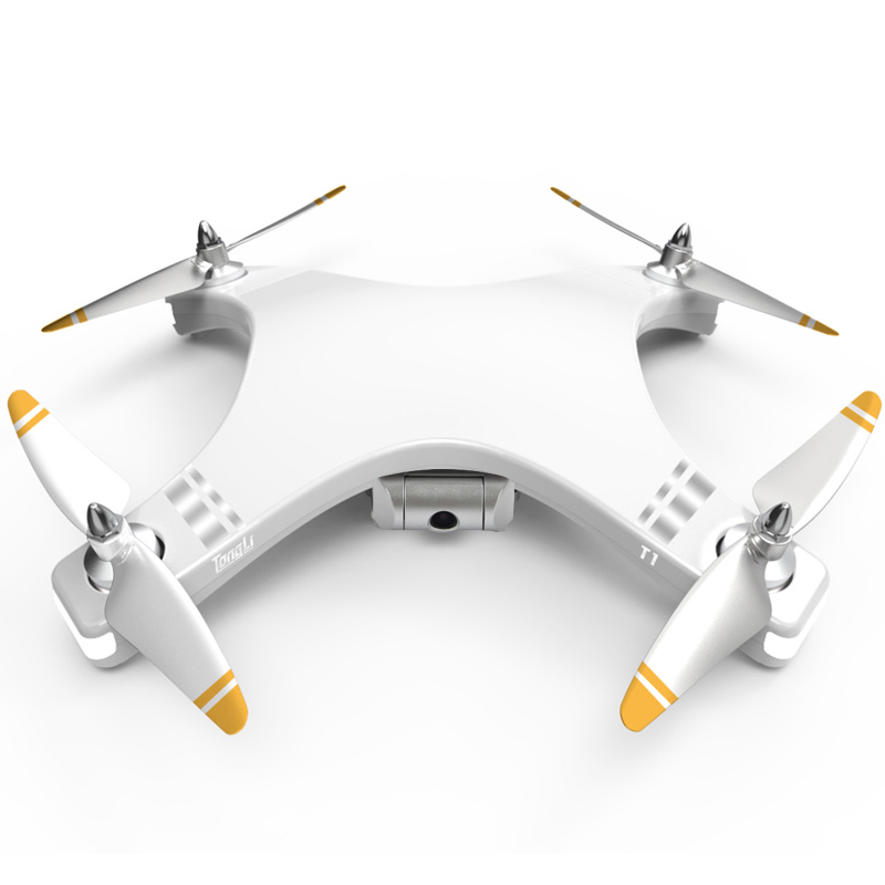 T1 2,4 г 4CH RC дроны Quadcopter RC Helicoputer gps автоматический возврат Follow Me 1080 P WI-FI FPV Камера высота парение безщеточный