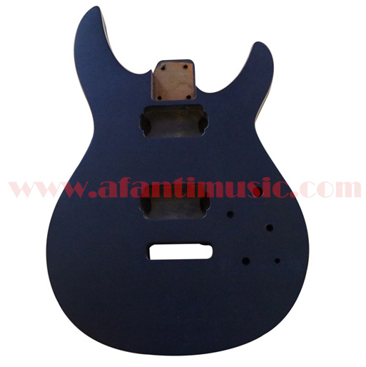 Afanti Music DIY guitar DIY Electric guitar body (ADK-025) ss music гитара stylin guitar розовая 44411