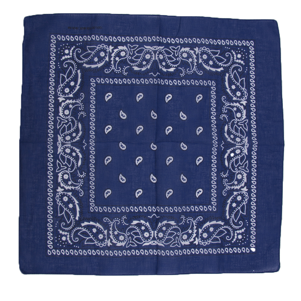 Apparel Accessories Useful Fahion Bike Scarves Unisex Riding Magic Headband Blend Hip-hop Head Cycle Neck Tube Paisley Printed Bandanas 55*55cm