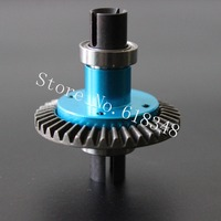Metal HSP 02024 Aluminum One-Way Diff Gear Complete 1/10 Upgrade Parts Alloy for RC Drift Car Flying Fish 94123 Pro