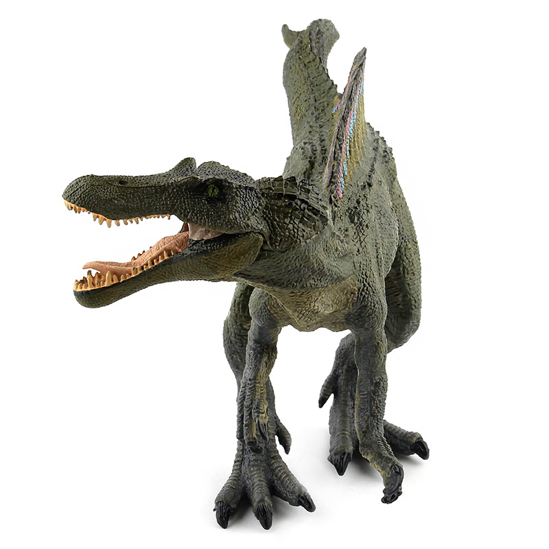 Jurassic World Park Dinosaurs Model Spinosaurus Action Figures Dinosaurs Model Toys 29*9*15 cm Gift For Children Educational Toy dayan gem vi cube speed puzzle magic cubes educational game toys gift for children kids grownups