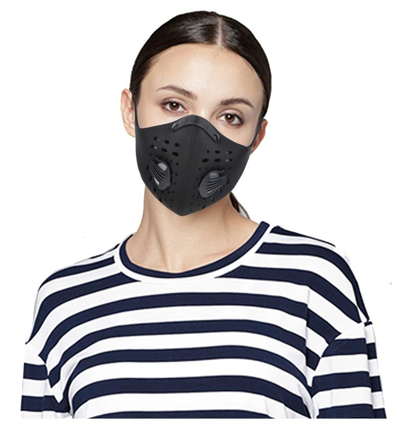 n95 masks black