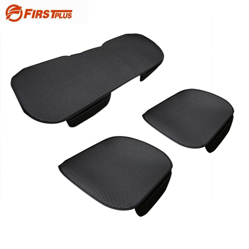 Protector Cushion Car-Seat-Cover Car-Interior-Accessories Breathable Summer Anti-Slip-Back