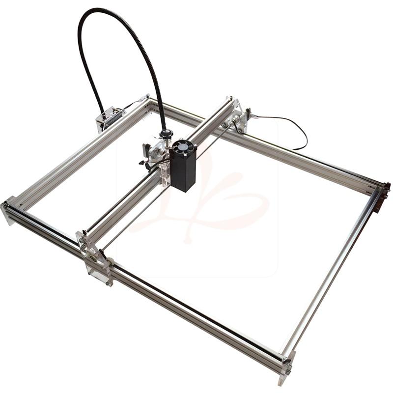 Russia tax free 10W 5065 metal engraving machine DIY laser